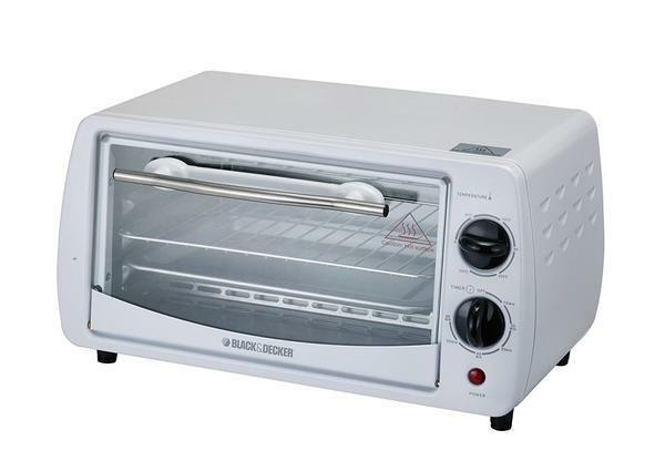 Black Amp Decker Tro1000 9 Liter Toaster Oven 220 240 Volts