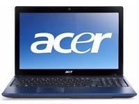 Acer 5750Z / INTEL 2.00 GHz/ 4 GB Ram/ 500 GB HDD/ HDMI / WEBCAM/ WINDOWS 10