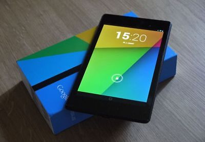 """New ASUS 7"""" Google Nexus Android Tablet (7-Inch, 16 GB, Black, 2nd generation)"""