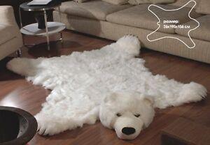 Polar Bear Rug Ebay