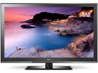 """LG 42"""" inch 1080p HD LCD TV with Freeview Built in, 4 x HDMI & USB Media Player, May Deliver Locally"""