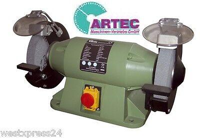 Artec Industrie Doppelschleifer Schleifer MD 3220 HD, 900 Watt, 200 mm