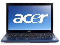 Acer 5750Z / INTEL 2.00 GHz/ 4 GB Ram/ 500 GB HDD/ HDMI / WEBCAM/ WINDOWS 10