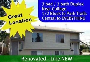 3 bed, Furnished Crew House
