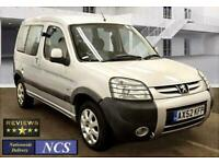 2003/52 Peugeot Partner 2.0 HDi Escapade ( Home Delivery )