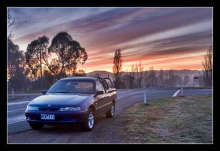1998 VS COMMODORE UTE Series III S Pack Brinkin Darwin City Preview