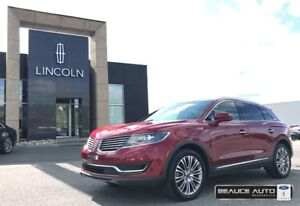 2016 Lincoln MKX Reserve / AWD
