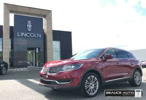 2016 Lincoln MKX AWD Reserve