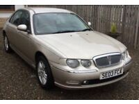 Rover 75 1.8 moted