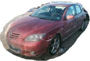 2005 Mazda3 Sport Hatchback---LOW KM's