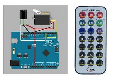 UNO R3 Starter Kit for Arduino 1602LCD Servo Ultrasonic Motor LED Relay RTC DIY