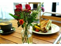 Kate's Kitchen Arnos Vale require - Front of house cafe staff- weekends and holiday cover