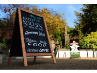 Shift Manager required at Kate's Kitchen Arnos Vale- Arnos Vale Cemetery