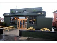 Chef De Partie needed for The Lazy Dog