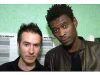 Home coming of Massive Attack Bristol Downs 3rd September