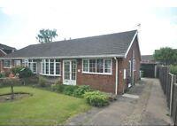 2 bedroom house in Rowan Drive, Humberston, Grimsby