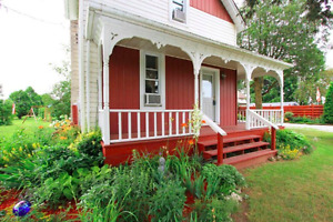 Contact for showing-Century home on large country lot!