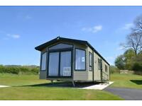 Willerby Aspen Lodge and Riverside Plot Availble Lake District Penrith