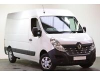 Renault Master MM35 DCI 125, Medium High, Medium Long, Genuine 16,000 Miles Only, 1 Owner, No Vat!!!