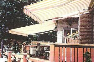 "RETRACTABLE AWNINGS - STARTS AT $1727 FOR 10' X 8'8"" & UP"