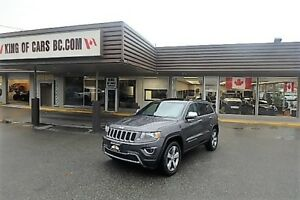 2016 Jeep Grand Cherokee Limited AWD/4WD