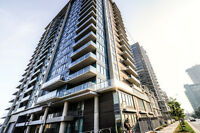 1 Bedroom Condo in Liberty Village (King W& Bathurst)  April 1st