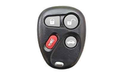 New Keyless Entry Remote Key Fob For a 2001 Pontiac Bonneville w/ 4 Buttons
