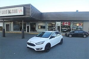 2016 Ford Focus HB