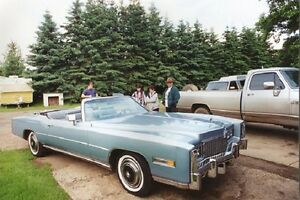 All original, mint 1976 cadillac eldorado.