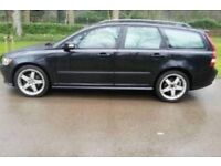 Volvo v50 d full 12 months mot just over 150 on the mileage £2500ono or decent swop offers