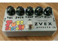 ZVEX Vexter Series Fuzz Factory Guitar Pedal