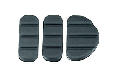 Kuryakyn ISO Brake Pedal Replacement Pads for #8029/4025 Rubber