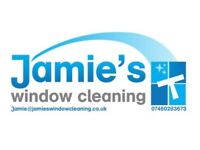 --- Jamie's Window cleaning & gutter cleaning —-