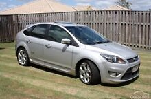 2008 Ford Focus XR5 Turbo Raceview Ipswich City Preview