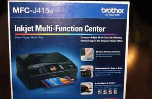 Fax copier scanner printer All-in-one (NEW)