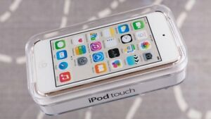 Gold iPod touch for sale