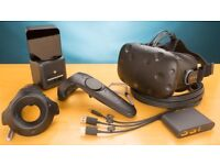 HTC Vive. New. Bought 2 months ago. In full working condition.