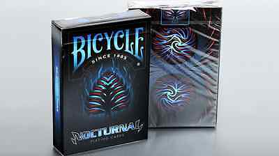 Nocturnal Deck Bicycle Playing Cards Poker Size USPCC Custom Limited New Sealed