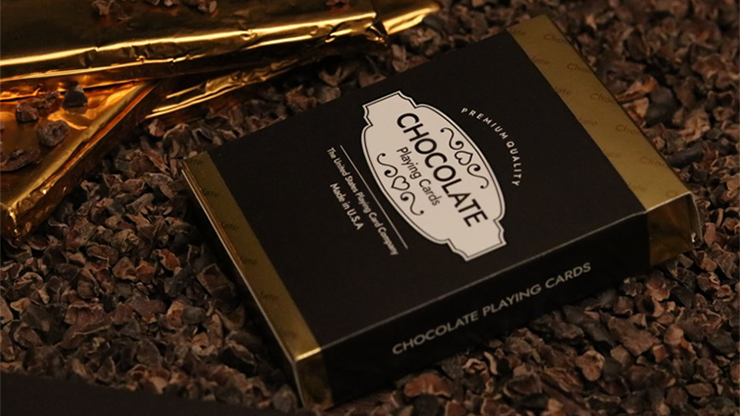 Limited Edition Chocolate Playing Cards - LIMITED