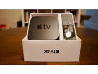 Apple TV 4K 32GB UHD (Latest) Media Streamer (Plex, Netflix, iPlayer, Amazon Prime etc)