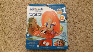 lobster baby boat