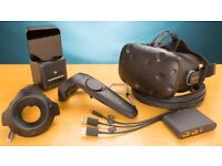 HTC VIVE VR GOOGLES IN PERFECT CONDITION