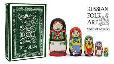 - Russian Folk Art Special Edition Deck Playing Cards Poker Size USPCC Limited New