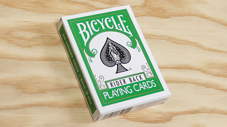 Different Greenback Bicycle Playing Cards Poker Size Deck USPCC Custom Limited
