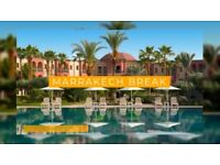 Avail 43% Savings on Marrakech City Break deal