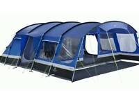 Hi Gear Oasis 8 Tent Bundle with extras! Used once! Bundle worth over £800!!!