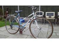 Ladies Raleigh Riva Town Bike