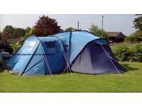 vango colarado 800 dlx 8 man swap smaller tent