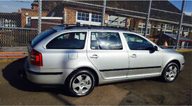 Skoda OCTAVIA Estate - Semi Auto Diesel - Great Runner - now reduced