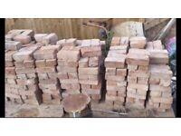 Reclaimed imperial Bricks 450